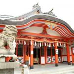 2015年10月 玉造稲荷神社スチール撮影!