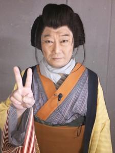 森川劇団様「森川とっぴん誕生日公演」オフショットの写真その2
