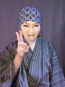 森川劇団様「森川とっぴん誕生日公演」オフショットの写真その6