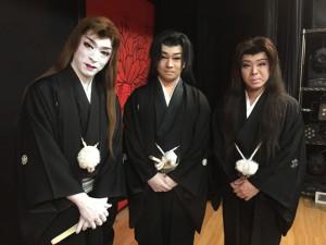 新川劇団様「博也芸道20周年 笑也座長襲名3周年記念公演」オフショットの写真その4