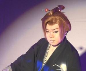 新川劇団様「新川劇団創立40週年記念DVD」作成中です!