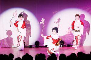 藤間劇団様舞踊ショー撮影の写真その3
