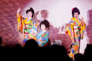 藤間劇団様舞踊ショー撮影の写真その2