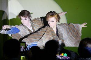 劇団春駒様舞踊ショー撮影の写真その7