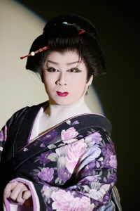 劇団春駒様舞踊ショー撮影の写真その2