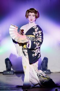 劇団KAZUMA様舞踊ショー撮影の写真その1