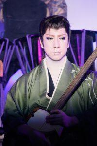 劇団KAZUMA様舞踊ショー撮影の写真その2