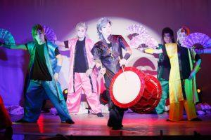 劇団KAZUMA様舞踊ショー撮影の写真その9