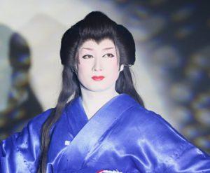 劇団雪月花様舞踊ショー撮影