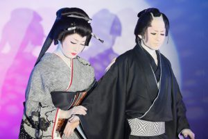 劇団雪月花様舞踊ショー撮影の写真その1