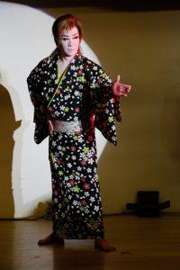 劇団源之丞様舞踊ショー撮影の写真その1
