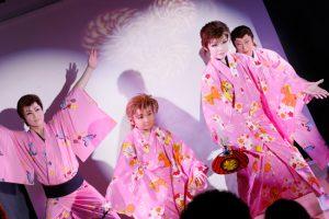 劇団寿様舞踊ショー撮影の写真その3